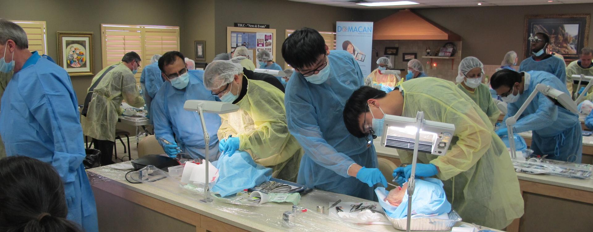 Ti-MAX Bone Grafting & Hands-On Cadaver Weekend